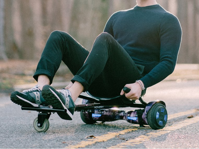 Hover Board Go Kart Attachment by Hover-1 - 1