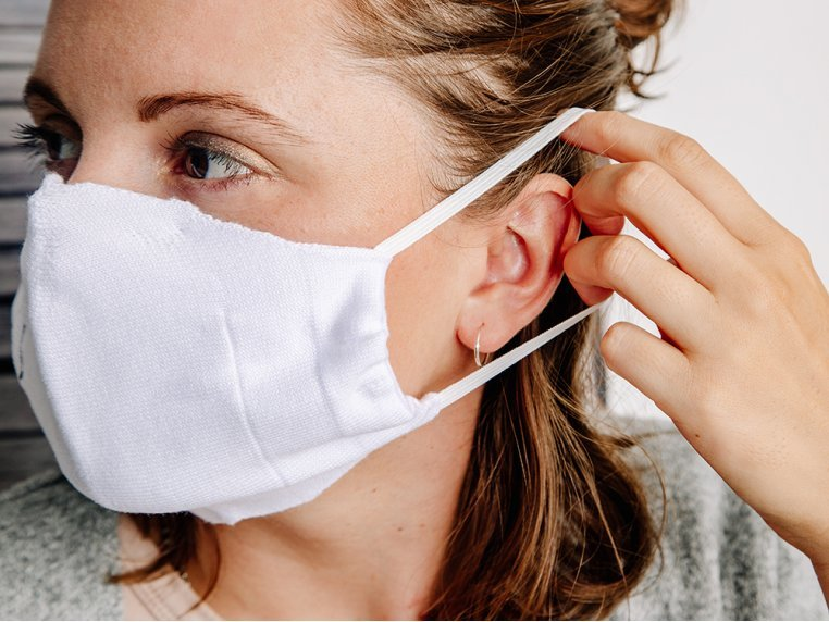 Cloth Face Mask & Filters by Nimbly - 2