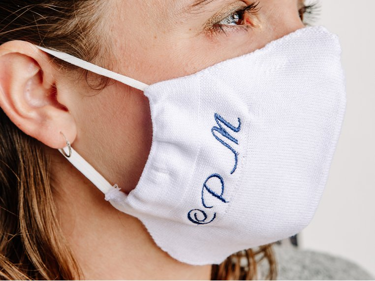 Customized Cloth Face Mask & Filters by Nimbly - 3