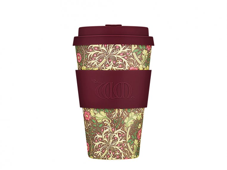 William Morris Reusable Coffee Cup by Ecoffee Cup - 6
