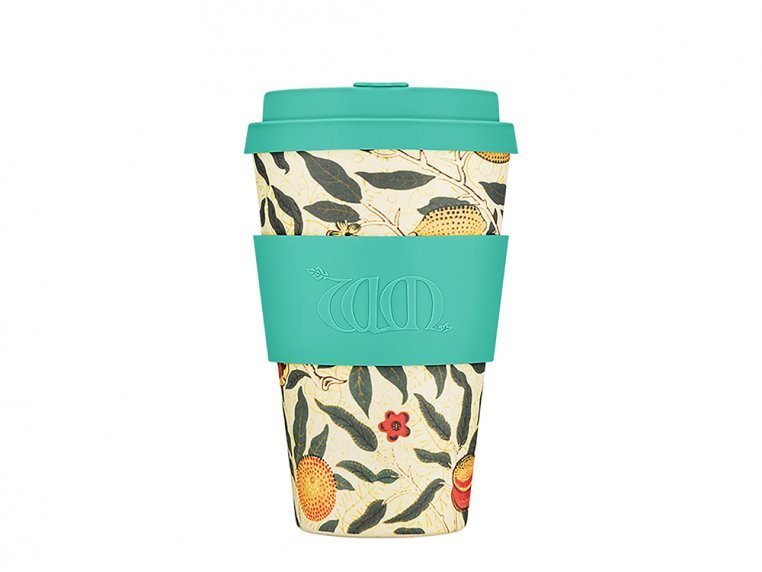 William Morris Reusable Coffee Cup by Ecoffee Cup - 7