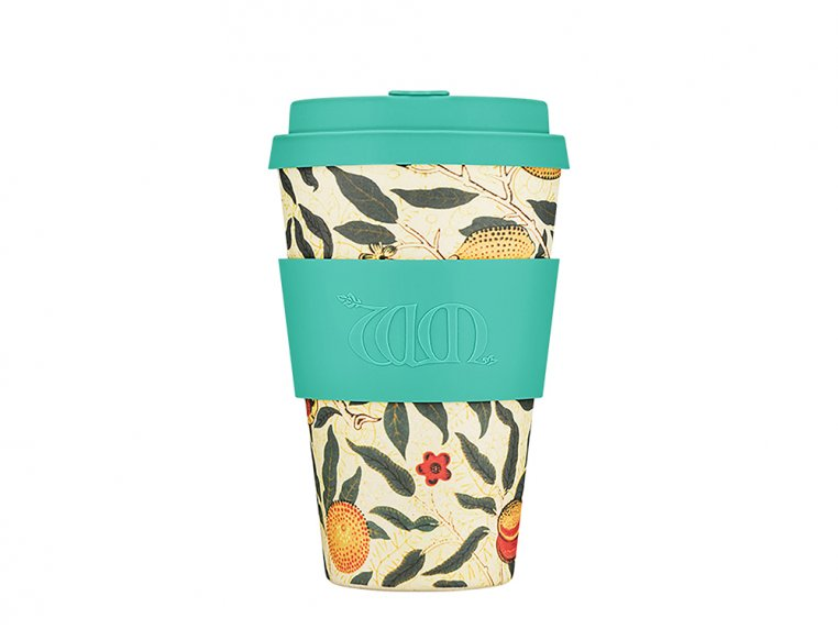 William Morris Reusable Coffee Cup by Ecoffee Cup - 8
