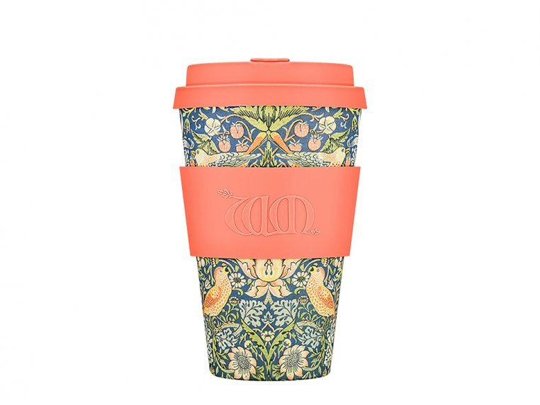 William Morris Reusable Coffee Cup by Ecoffee Cup - 9
