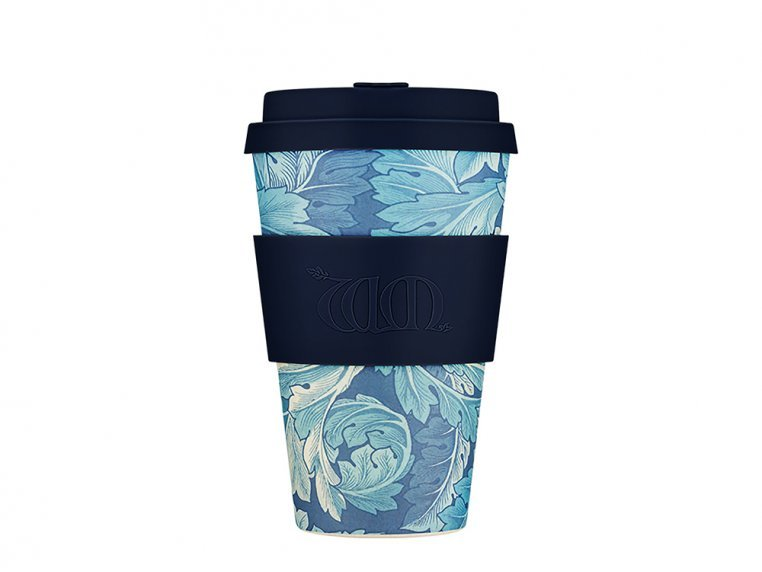 William Morris Reusable Coffee Cup by Ecoffee Cup - 10