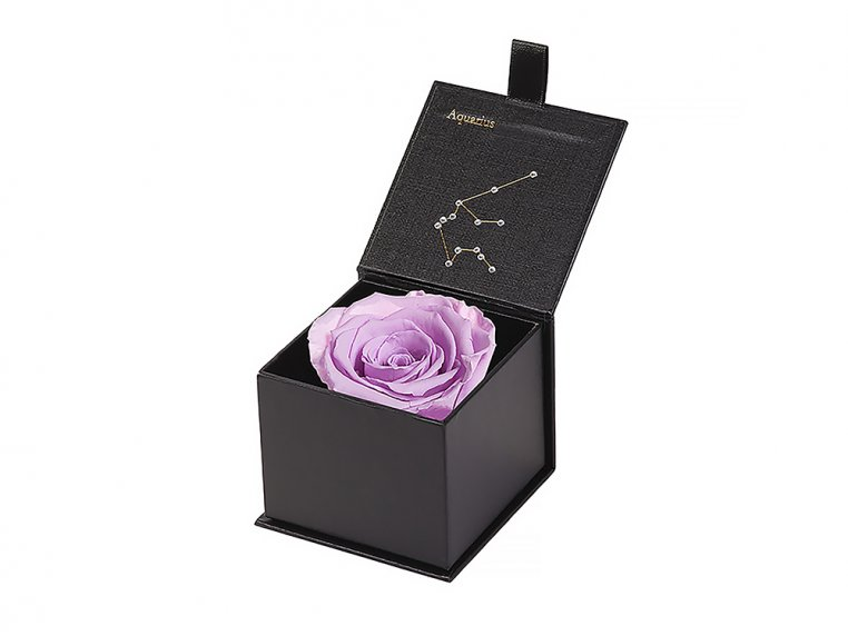 Preserved Rose Zodiac Gift Box by Eternal Roses® - 4