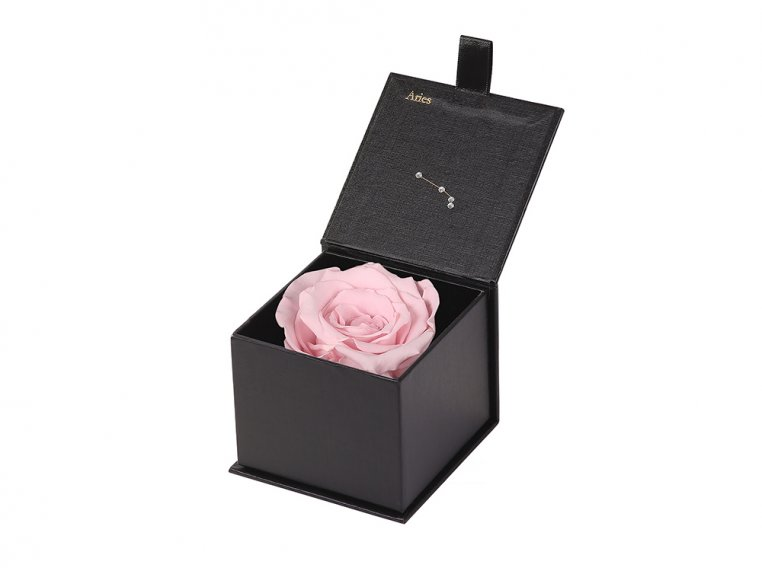 Preserved Rose Zodiac Gift Box by Eternal Roses® - 8