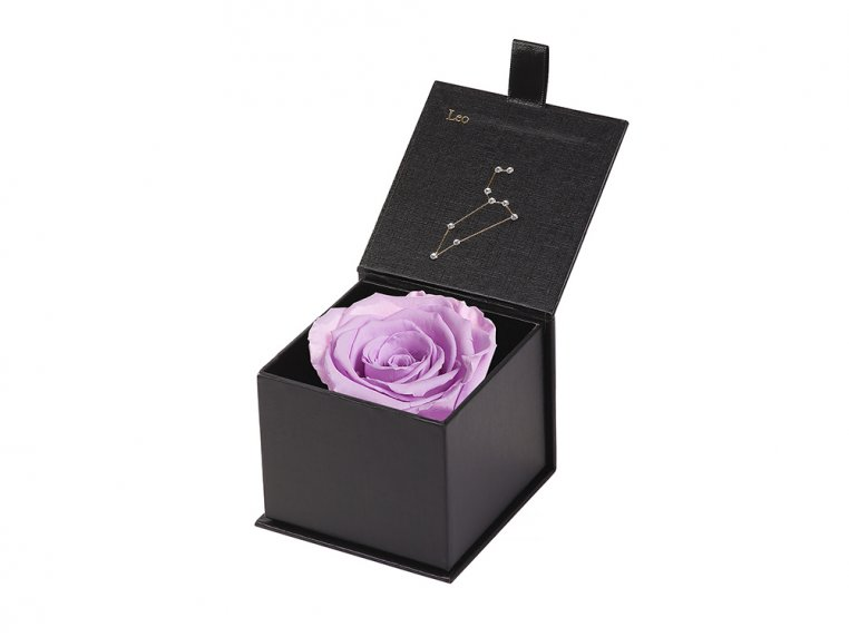 Preserved Rose Zodiac Gift Box by Eternal Roses® - 24
