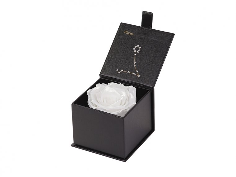 Preserved Rose Zodiac Gift Box by Eternal Roses® - 32