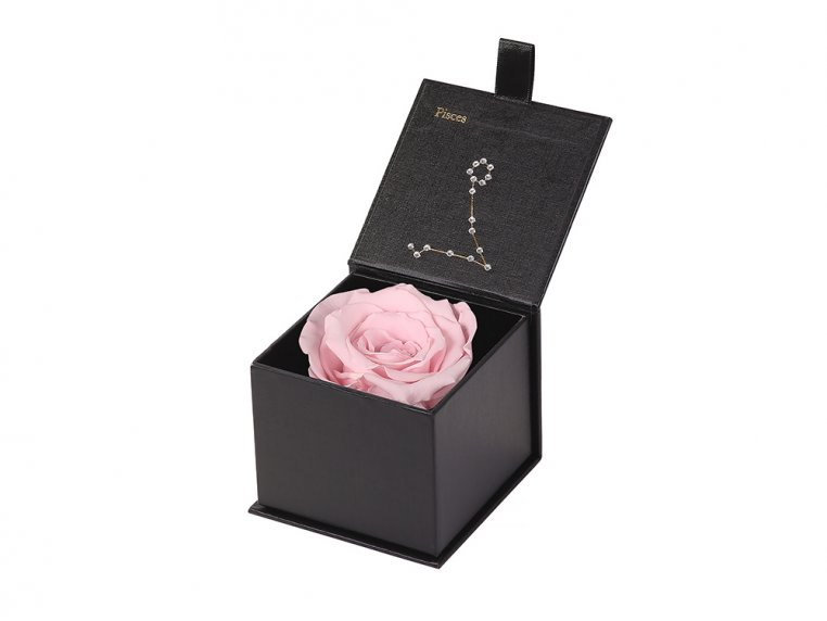Preserved Rose Zodiac Gift Box by Eternal Roses® - 33