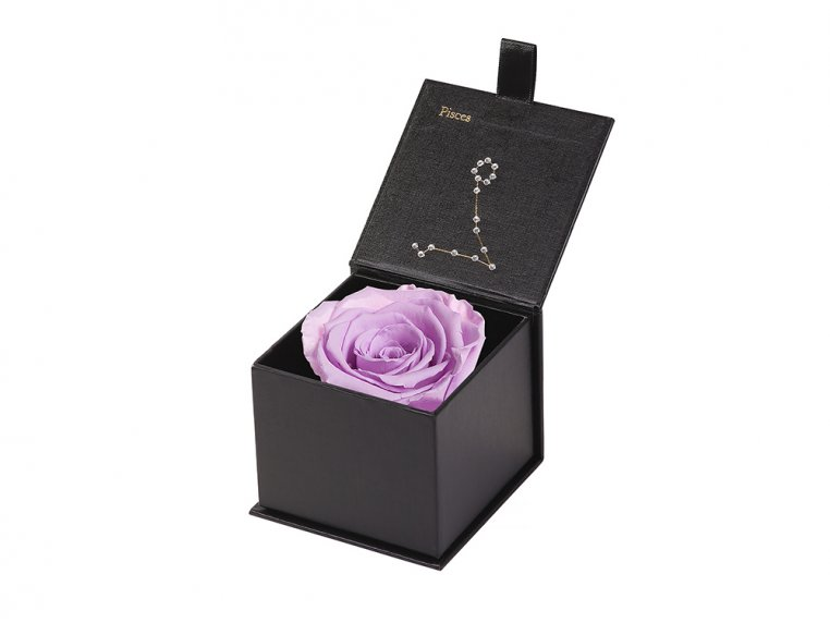 Preserved Rose Zodiac Gift Box by Eternal Roses® - 34
