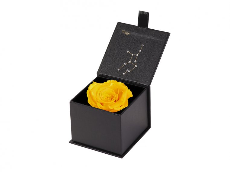 Preserved Rose Zodiac Gift Box by Eternal Roses® - 56