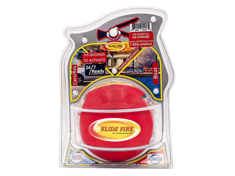 Fire Extinguisher Ball by Elide Fire USA - 2