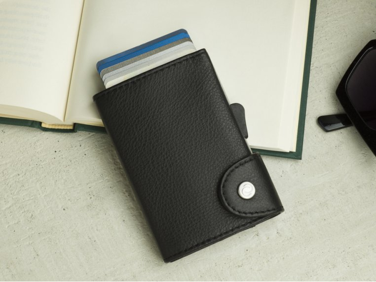 Modern Wallet & RFID Protector by JS Navy - 2