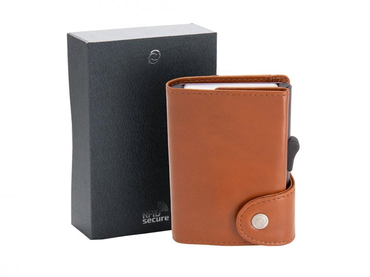 Modern Wallet & RFID Protector by JS Navy - 9