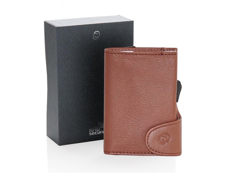 Modern Wallet & RFID Protector by JS Navy - 14