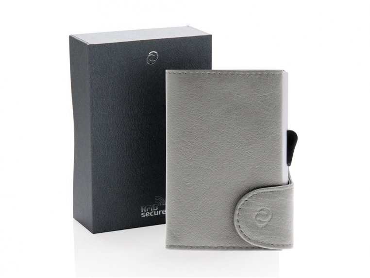 Modern Wallet & RFID Protector by JS Navy - 12