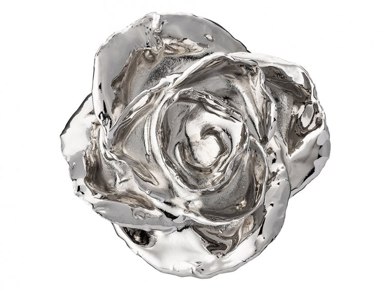 Gold/Platinum Dipped Preserved Rose by The Forever Rose - 2