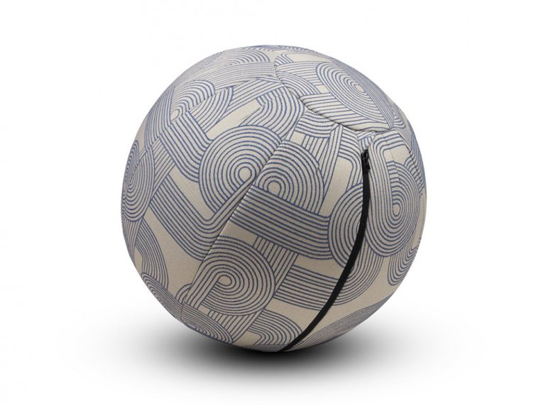 Modern Ergonomic Office Ball Chair by Venn Design - 7