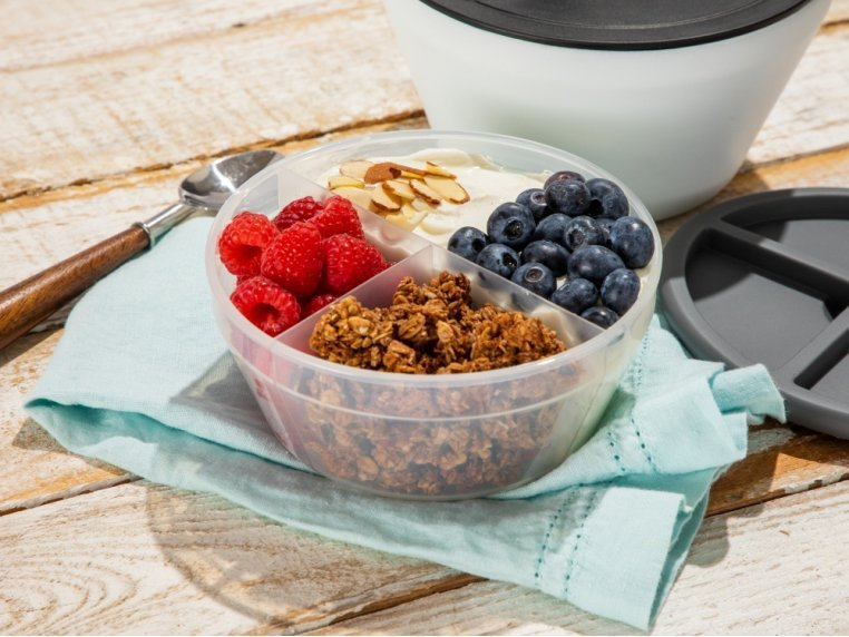 Sustainable Insulated Lunch Bowl by RIGWA LIFE - 3