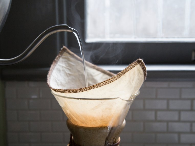 Reusable Hot Coffee/Tea Filters by CoffeeSock - 2
