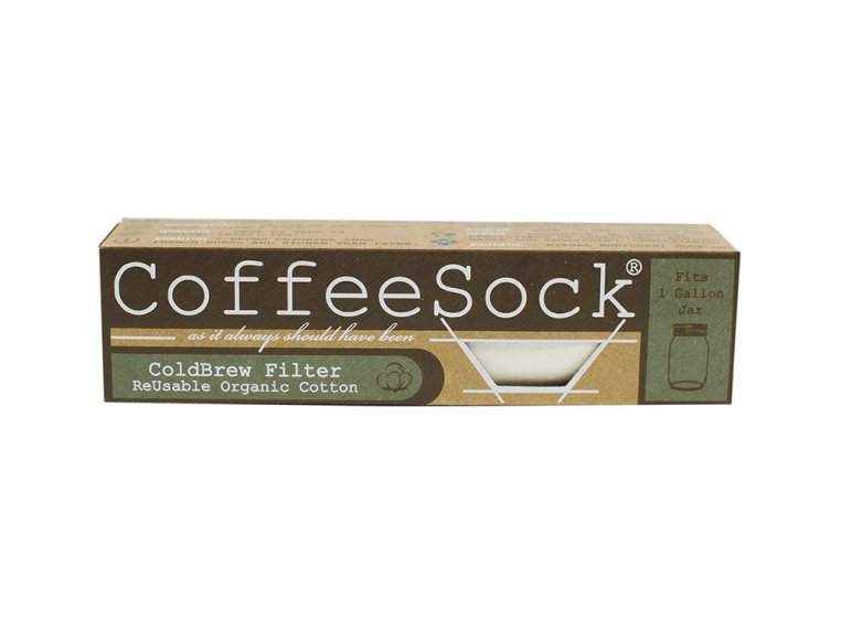 Reusable Cold Brew Coffee/Tea Filters by CoffeeSock - 8