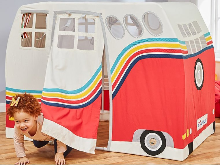 Kid's Cotton Canvas Indoor Play Tent by Role Play™ - 2