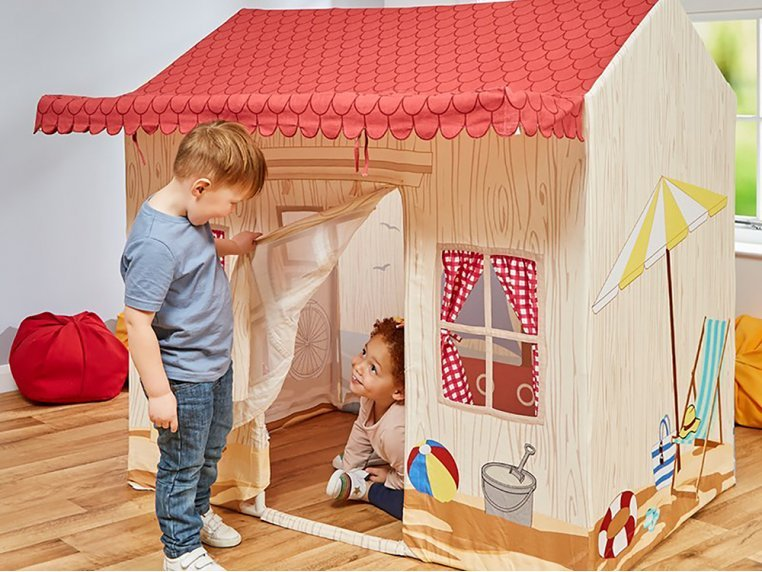 Kid's Cotton Canvas Indoor Play Tent by Role Play™ - 3