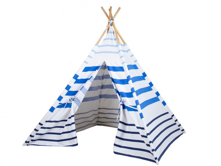 Kid's Cotton Canvas Teepee by Role Play™ - 1