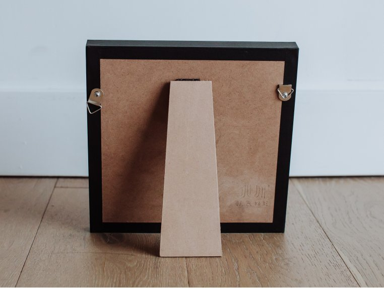 Wooden Magnetic Letter Board Kit by Jut Made - 4
