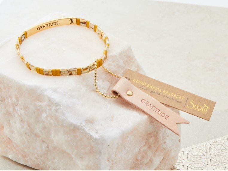 Good Karma Bracelet by Scout Curated Wears - 2