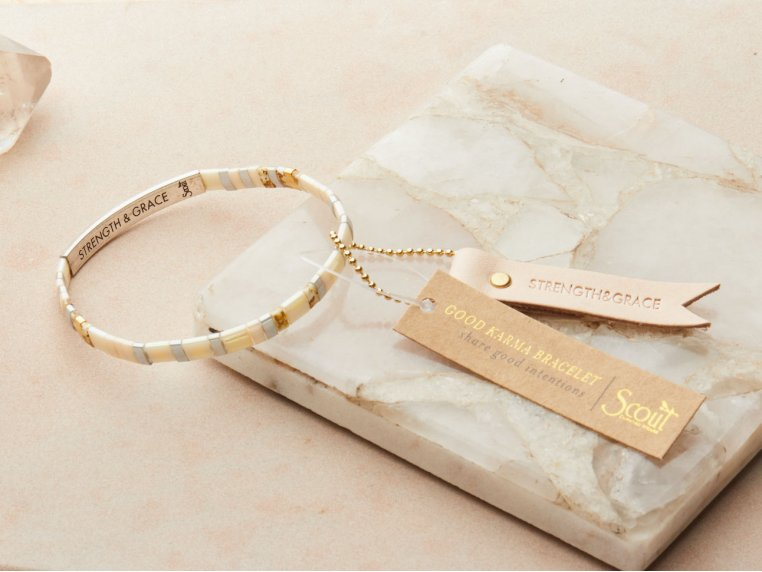 Good Karma Bracelet by Scout Curated Wears - 1
