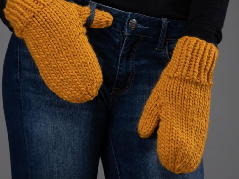 Advanced Intermediate Tremont Mitten Kit by Third Piece - 1