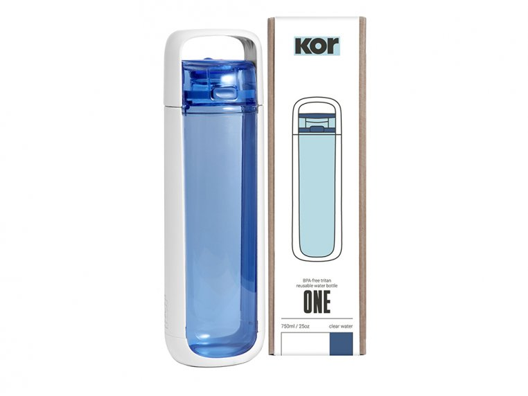 Ergonomic BPA-Free Water Bottle by Kor Water - 7