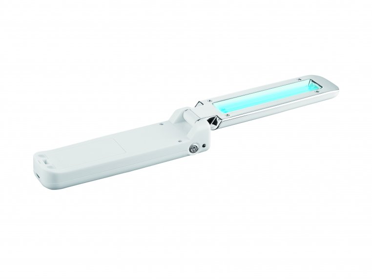 UV-C Light Disinfecting Foldable Wand by Globe Electric - 3