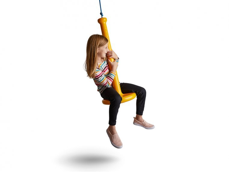 Zephyr Flyer All Weather Rope Tree Swing by Tupelo - 4