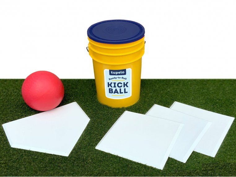 On-The-Go Kickball Set by Tupelo - 1