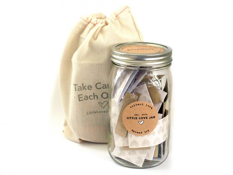 Personalized Jar Full of Loving Messages by Little Love Jar - 5