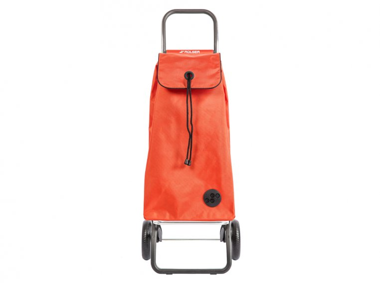 Dual Folding System Shopping Trolley Bag by Rolser - 10