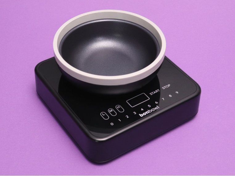 Induction Cooktop & Bowl by Bonbowl - 1