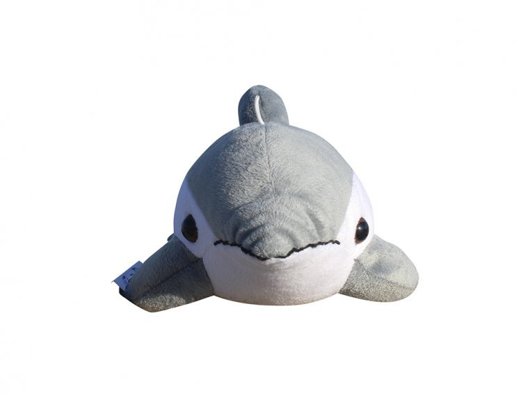 Recycled Bottle Stuffed Dolphin & Book by Shore Buddies - 3