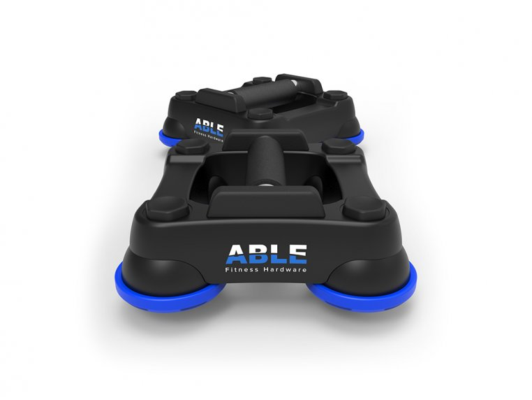 Bodyweight Workout Exercise Platforms by Fitness Hardware - 6