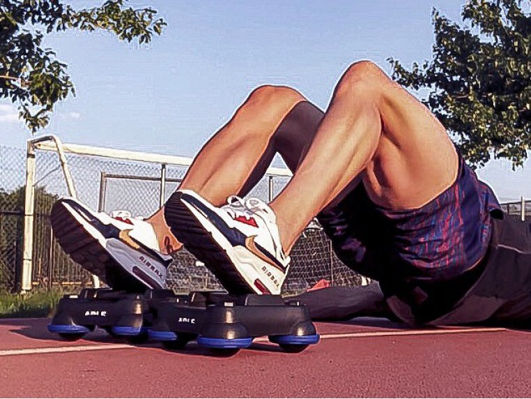 Bodyweight Workout Exercise Platforms by Fitness Hardware - 1