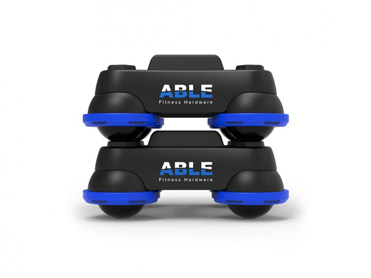Bodyweight Workout Exercise Platforms by Fitness Hardware - 7