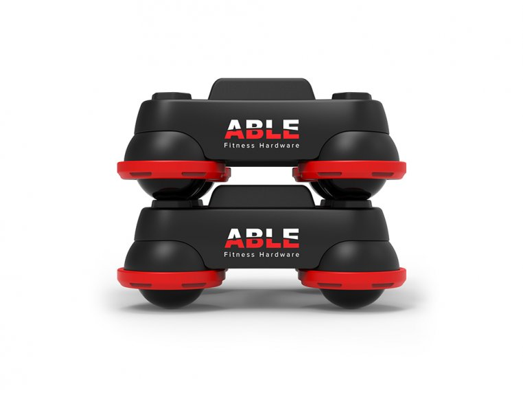 Bodyweight Workout Exercise Platforms by Fitness Hardware - 8
