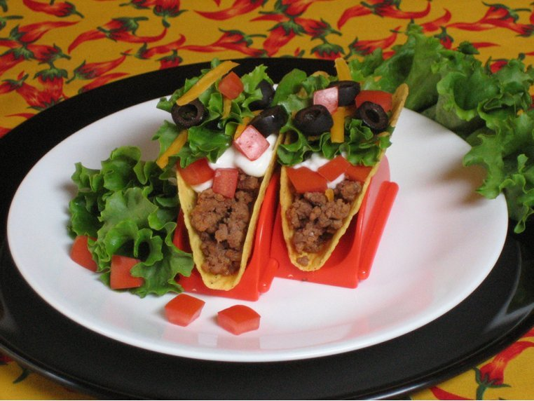 Taco Holder & Stand by TacoStandUp - 1