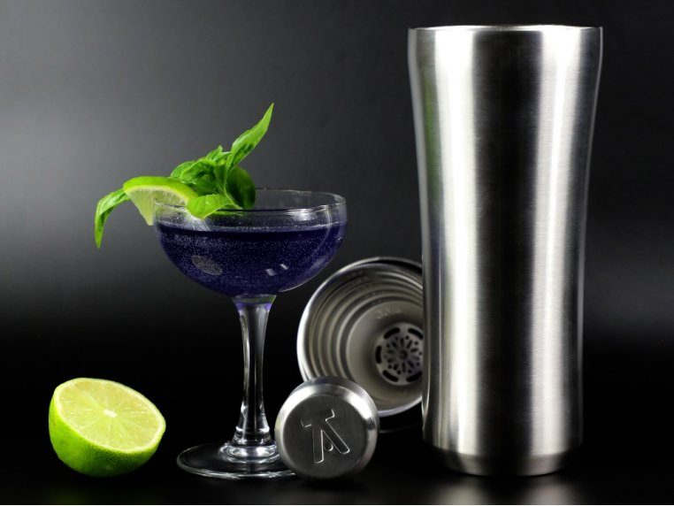 Super Insulated Craft Cocktail Shaker by Elevated Craft® - 3