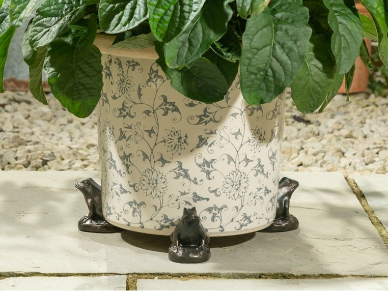 Animal Or Plant Pot Feet - Set of 3 by Jardinopia - 3