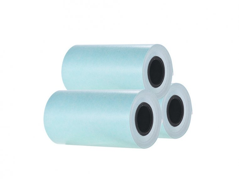 Sticky Paper Refill Rolls - 3 Pack by Poooliprint - 1