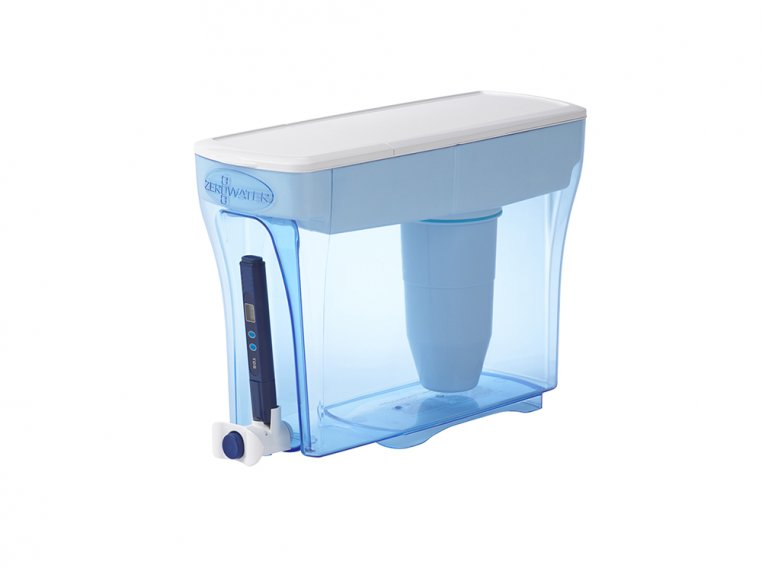 Water Dispenser with TDS Meter - 30 Cup by ZeroWater - 8