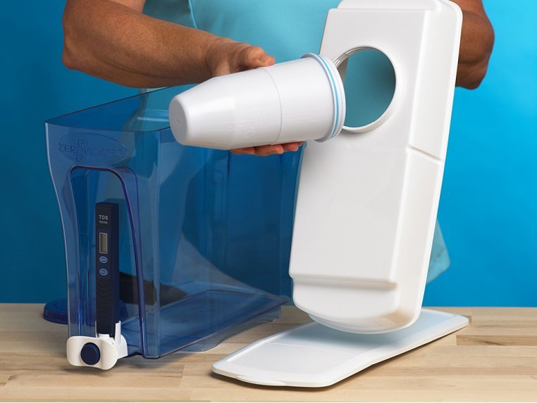 Water Dispenser with TDS Meter - 30 Cup by ZeroWater - 4